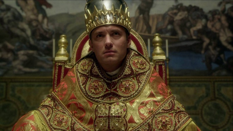 Jude Law ve filmu  / The Young Pope