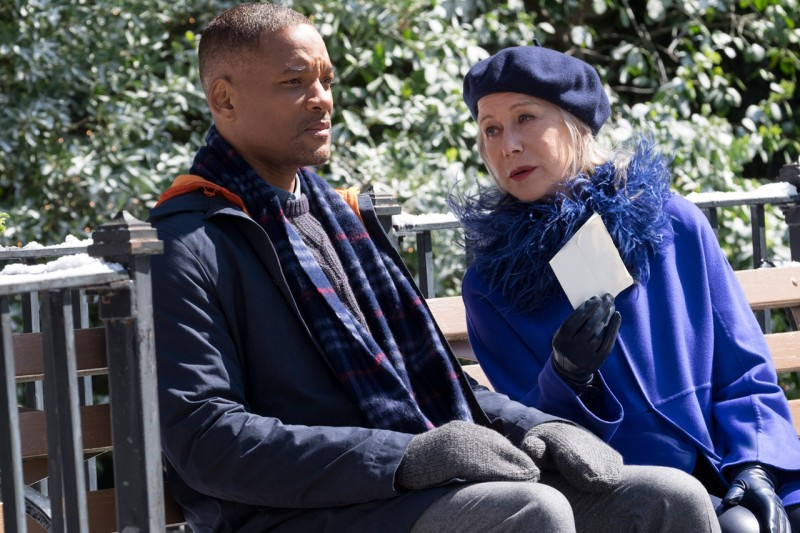 Will Smith, Helen Mirren ve filmu Collateral Beauty: Druhá šance / Collateral Beauty