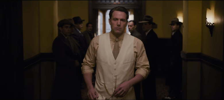 Ben Affleck ve filmu Pod rouškou noci / Live by Night