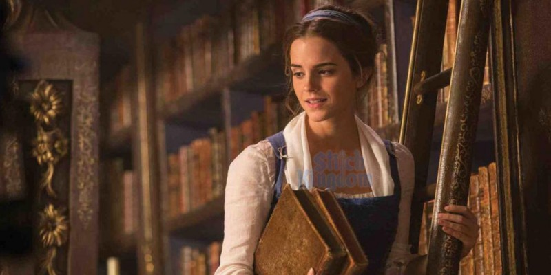Emma Watson ve filmu Kráska a zvíře / Beauty and the Beast