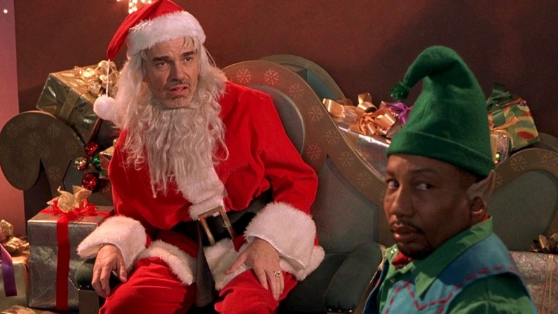 Billy Bob Thornton, Tony Cox ve filmu Santa je úchyl! / Bad Santa