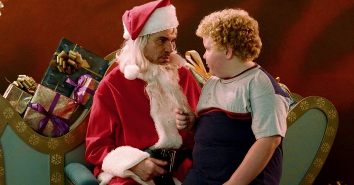 Billy Bob Thornton, Brett Kelly ve filmu Santa je úchyl! / Bad Santa