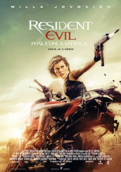Resident Evil: The Final Chapter - 2016