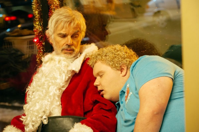 Billy Bob Thornton, Brett Kelly ve filmu Santa je pořád úchyl / Bad Santa 2