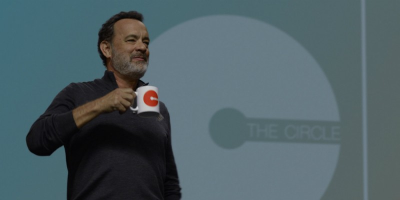Tom Hanks ve filmu  / The Circle