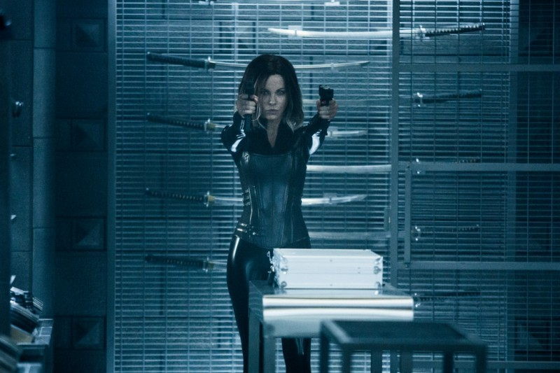 Kate Beckinsale ve filmu Underworld: Krvavé války / Underworld: Blood Wars