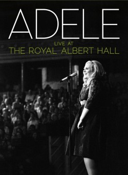 Plakát filmu Adele: Živě z Royal Albert Hall / Adele Live at the Royal Albert Hall