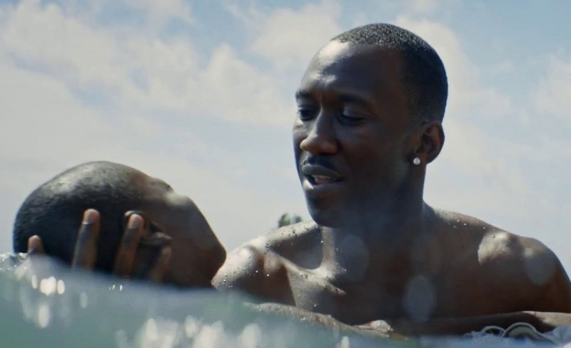Mahershala Ali ve filmu  / Moonlight