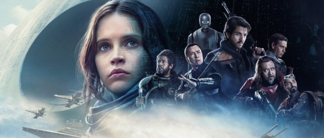 Blu-ray recenze: Rogue One: Star Wars Story