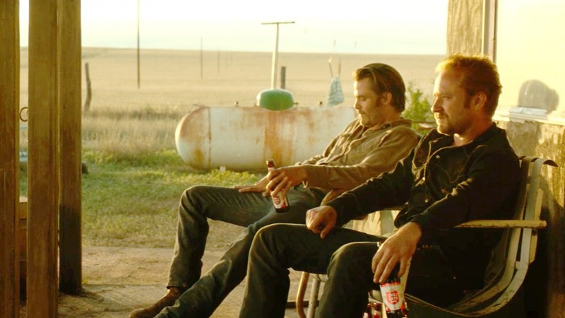 Ben Foster, Chris Pine ve filmu  / Hell or High Water