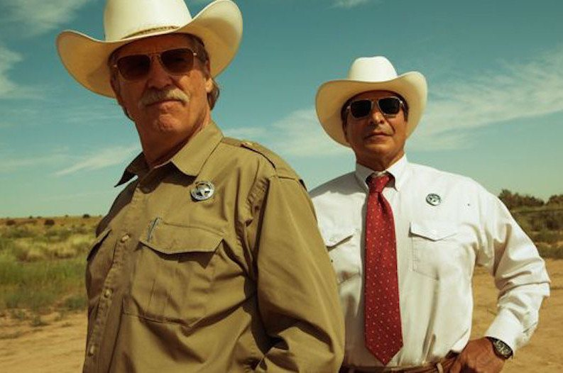 Jeff Bridges, Gil Birmingham ve filmu Za každou cenu / Hell or High Water