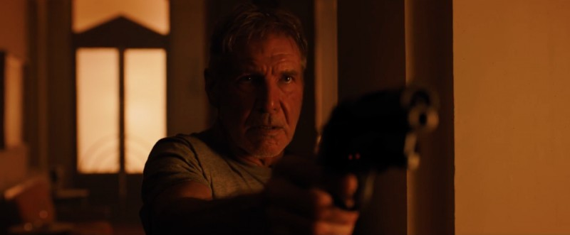 Harrison Ford ve filmu Blade Runner 2049 / Untitled Blade Runner Project