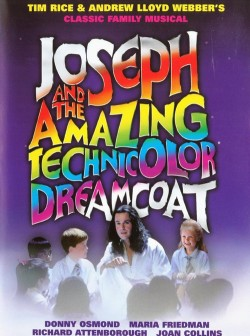 Plakát filmu Josef a jeho skvostný plášť / Joseph and the Amazing Technicolor Dreamcoat