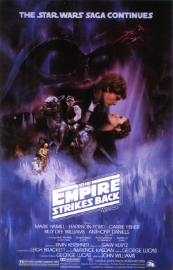 Star Wars: Episode V - The Empire Strikes Back - 1980