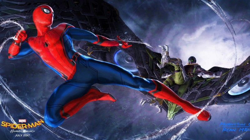 Banner z filmu  / Spider-Man: Homecoming