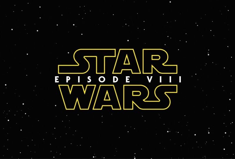 Banner z filmu  / Star Wars: Episode VIII