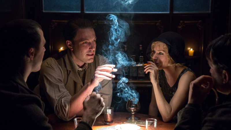 Ben Affleck, Sienna Miller ve filmu Pod rouškou noci / Live by Night