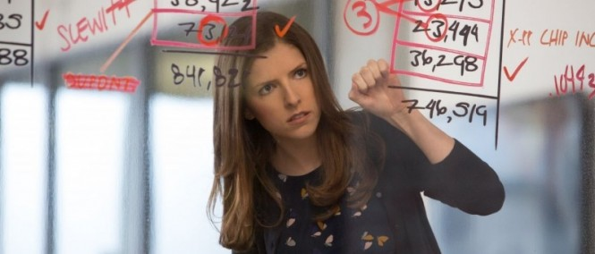 Anna Kendrick bude dcerou Santy Clause
