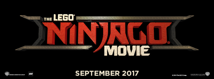 Logo z filmu  / The Lego Ninjago Movie