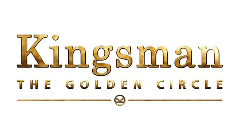 Logo z filmu Kingsman: Zlatý kruh / Kingsman: The Golden Circle