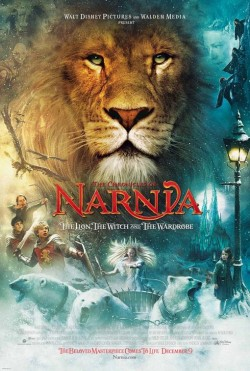 Plakát filmu Letopisy Narnie: Lev, čarodějnice a skříň / The Chronicles of Narnia: The Lion, the Witch and the Wardrobe
