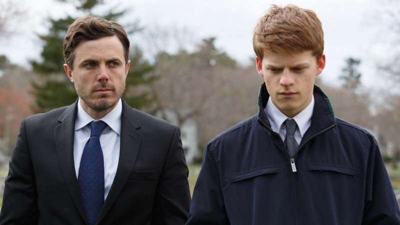 Casey Affleck, Lucas Hedges ve filmu Místo u moře / Manchester by the Sea