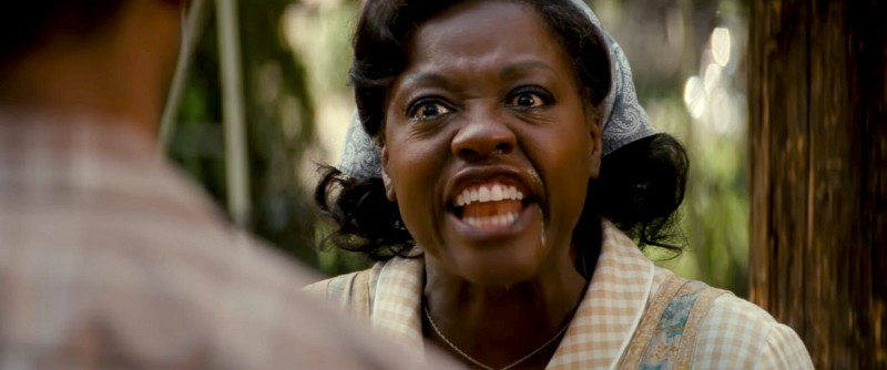 Viola Davis ve filmu  / Fences