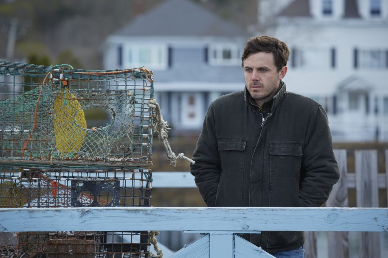 Casey Affleck ve filmu Místo u moře / Manchester by the Sea