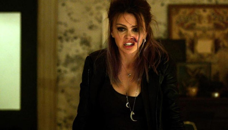 Aimee Teegarden ve filmu Kruhy / Rings