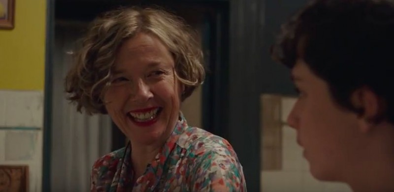 Annette Bening ve filmu  / 20th Century Women