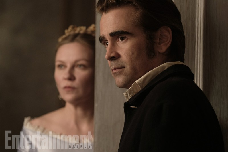 Kirsten Dunst, Colin Farrell ve filmu  / The Beguiled