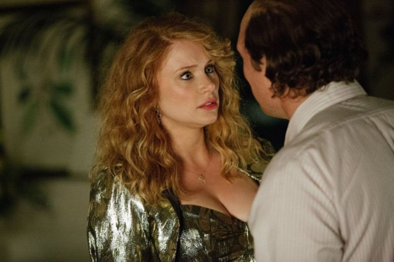 Matthew McConaughey, Bryce Dallas Howard ve filmu Zlato / Gold
