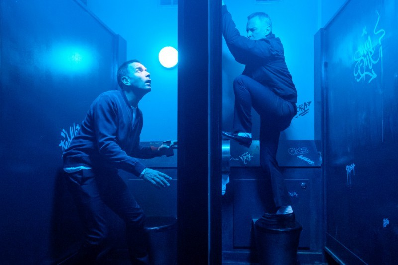 Ewan McGregor, Robert Carlyle ve filmu T2 Trainspotting / T2 Trainspotting