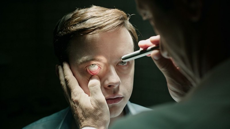 Dane DeHaan ve filmu Lék na život / A Cure for Wellness