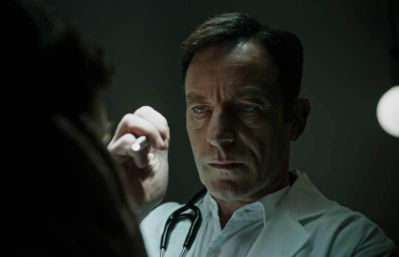 Jason Isaacs ve filmu Lék na život / A Cure for Wellness