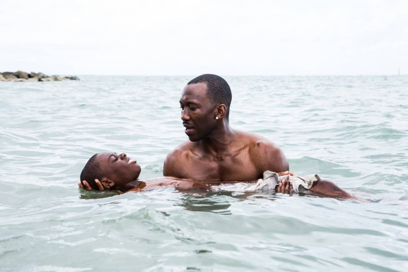 Mahershala Ali ve filmu Moonlight / Moonlight