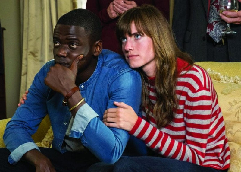 Daniel Kaluuya, Allison Williams ve filmu Uteč / Get Out