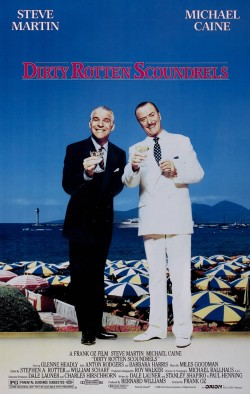 Dirty Rotten Scoundrels - 1988