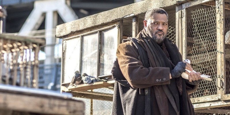 Laurence Fishburne ve filmu John Wick 2 / John Wick: Chapter 2