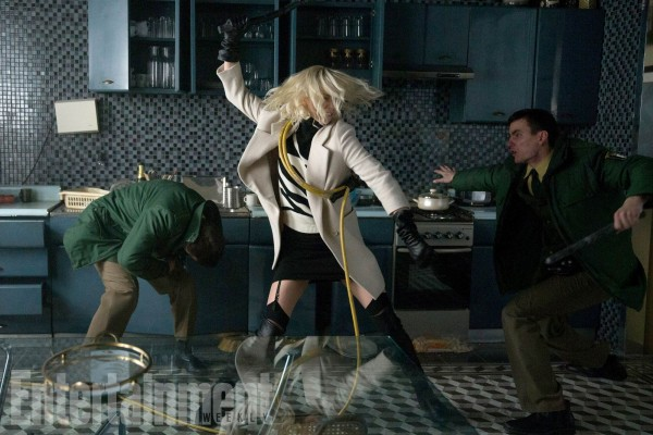 Charlize Theron ve filmu Atomic Blonde: Bez lítosti / Atomic Blonde