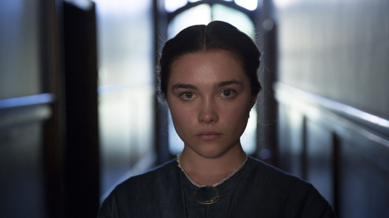 Florence Pugh ve filmu Lady Macbeth / Lady Macbeth