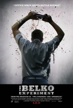 The Belko Experiment - 2016