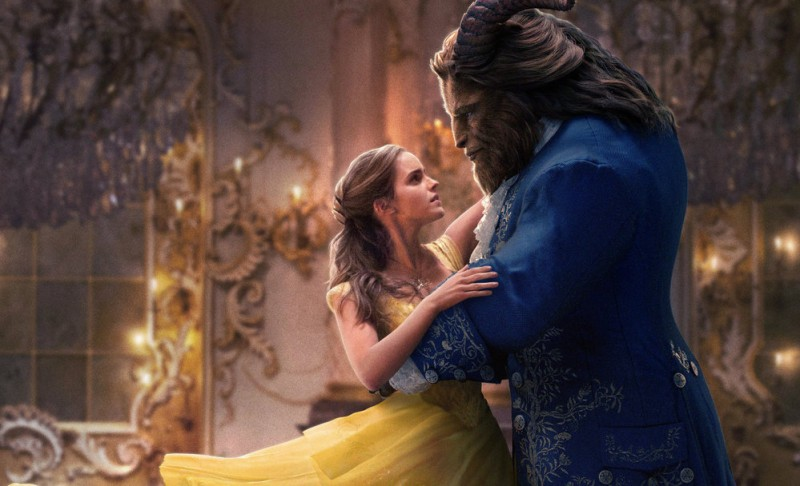Emma Watson, Dan Stevens ve filmu Kráska a zvíře / Beauty and the Beast