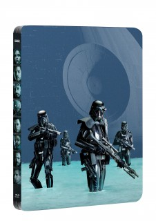 BD obal filmu Rogue One: Star Wars Story / Rogue One