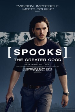 Plakát filmu MI-5: Vyšší dobro / Spooks: The Greater Good