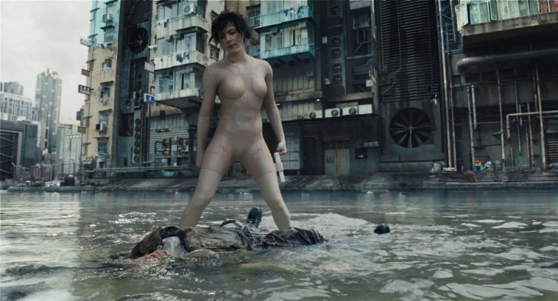 Scarlett Johansson ve filmu Ghost in the Shell / Ghost in the Shell