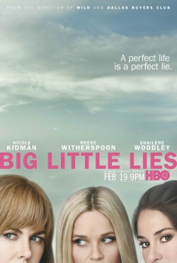 Plakát filmu Sedmilhářky / Big Little Lies