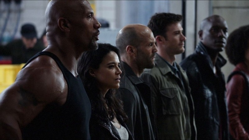 Fotografie z filmu Rychle a zběsile 8 / The Fate of the Furious