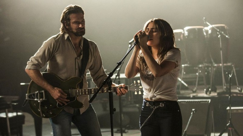 Lady Gaga, Bradley Cooper ve filmu  / A Star Is Born