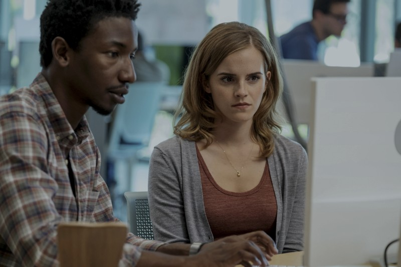 Emma Watson ve filmu The Circle / The Circle